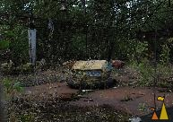Bumper car, Pripyat, Ukraine, Bumper car, funfair