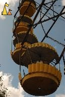 Ferris wheel, Pripyat, Ukraine, Ferris wheel, funfair
