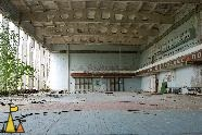 Gym, Pripyat, gymnasium, bath house