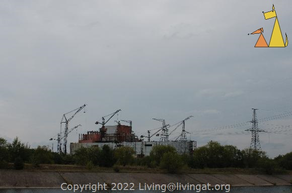 Reactor 5 & 6, Chernobyl, Ukraine, Chernobyl, nuclear, reactor, building site