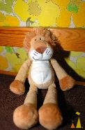 Satisfied lion, Landet, Sweden, stuffed animal, toy, lion