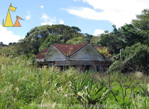 Sleeping house, Bokor Hill Station, Kampot, Cambodia, kings house, virgin, sleeping